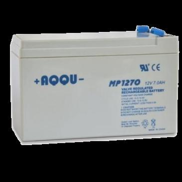 Новый аккумулятор для ИБП — MP1270